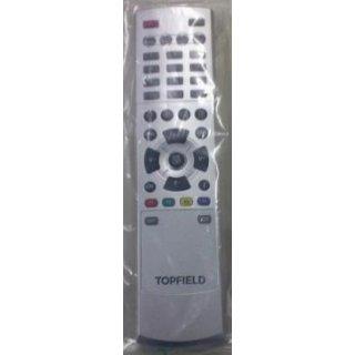 Fernbedienung für Topfield TF 7700 7710 HTCO HSCI Silber ohne PVR TP-017