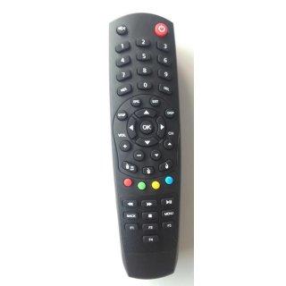 Fernbedienung nur für ZAAP TV HD509N IP Receiver HD 509 N ZaapTV