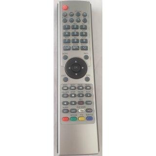 Fernbedienung für Baff HD 2000 / 2200 Silber Full HDTV Receiver