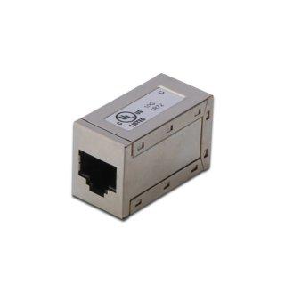 Intellinet RJ45 Netzwerk Verbinder Modular Kupplung DSL LAN ISDN Kabel