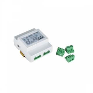 Balter BUS-EV 4-fach Verteiler, 2-Draht BUS Technologie, BUS-Verteiler für Monitore und Türstationen