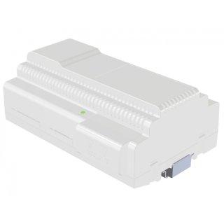 BALTER EVO Hauptstromverteiler, 2-Draht BUS Technologie, Stromversorgung für bis zu 8 Monitore + 1 Türstation