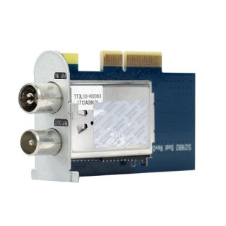 Protek 4K DVB-C/T2 Dual Tuner
