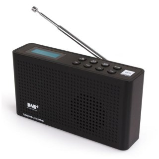 Opticum Red Ton3 DAB Radio schwarz