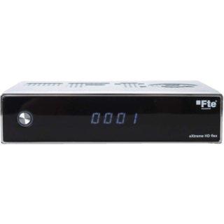 Fte maximal Extreme HD Flex Plus, Satellit, DVB-S,DVB-S2, 1080i,1080p, H.264,MP4,MPEG2,MPEG4,MPG, MP3, BMP,JPG